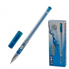 """Гелевая ручка Linc """"Ocean"""", Slim Gel"""