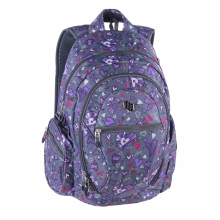 Рюкзак Pulse Backpack Dobby Purple Heart