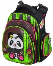 """Школьный ранец Hummingbird Kids Т40 """"Girl panda""""+мешок для обуви"""