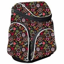 Ранец школьный Boxi, Flowers, 38х29х19 см