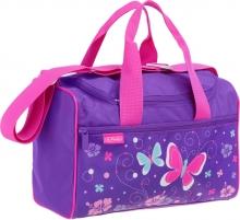 "Детская спортивная сумка Herlitz XL""BUTTERFLY"""