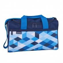 """Детская спортивная сумка Herlitz XL""""BLUE CUBES"""""""