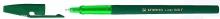 Ручка шариковая Stabilo зеленая