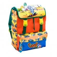 """Школьный рюкзак """"Слоники"""" оранжевый"""