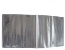 Обложка прозрачная универсальная A4 ПВХ 100мкр.