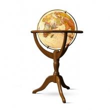 """Глобус Nova Rico """"Жанин Antique"""" (антик.) с подсветкой. d50 cm"""