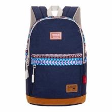 Молодежный рюкзак Across Merlin M21-147-3 Dark blue