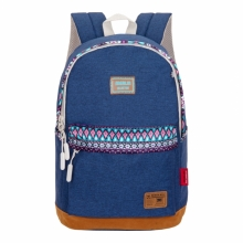 Молодежный рюкзак Across Merlin M21-147-6 Blue