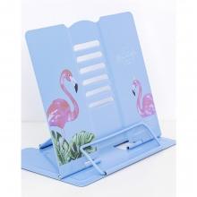 Подставка для книг металлическая Фламинго MQ1876-2