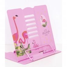 Подставка для книг металлическая Фламинго MQ1876-3
