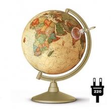 """Глобус Nova Rico """"Марко Поло"""" (политич.) с подсветкой. d26 cm"""