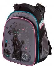 """Школьный рюкзак Hummingbird Teens """"Glamour Cat"""" Т37"""