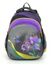 """Школьный рюкзак Hummingbird Teens """"Violet Flowers"""" Т48"""