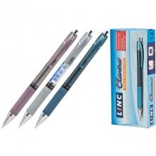 Ручка шариковая Linc  Eiantra 0,7мм, автомат, синяя