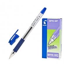 Ручка шариковая Pilot BPS-G, 0,32мм, синяя