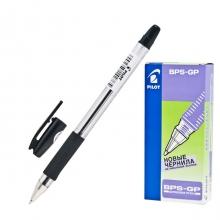 Ручка шариковая Pilot BPS-G, 0,32мм, чёрная