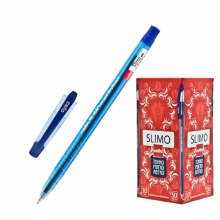 Ручка шариковая Cello Slimo, синяя