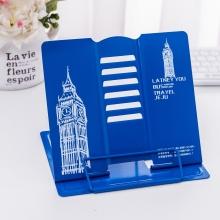 Подставка для книг металлическая Travel 8891 London Blue