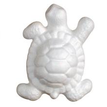Черепаха маленькая из пенопласта