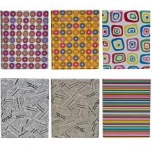 Обложки для сменных блоков на кольцах, А5