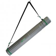 Тубус телескопический, Формат А3 - А1, Серый