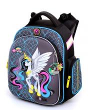 """Школьный ранец Hummingbird Kids ТК53 """"Magic Horse""""+мешок для обуви"""