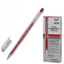 """Гелевая ручка """"Crown"""", красная"""