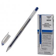 "Гелевая ручка ""Crown"", синяя"