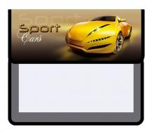"""Папка для тетрадей ПТ-45 """"Sport car"""","""